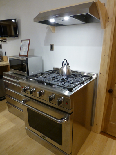 Professional Gas Range by Capital Cooking Equipment
